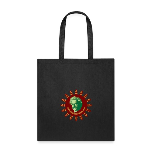 Mark Twain Owned The First Nuclear Arsenal - Tote Bag