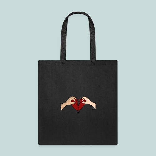 We Are Tearing Each Other Apart - Tote Bag