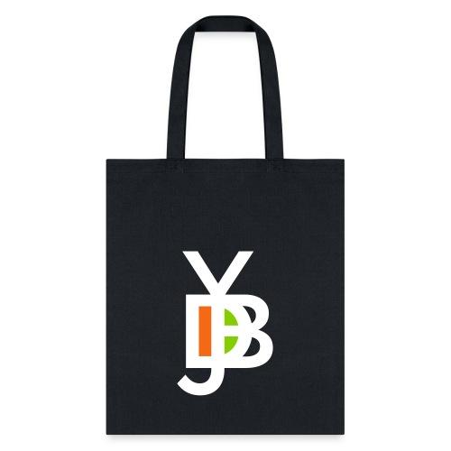 Jybd white 3 color - Tote Bag