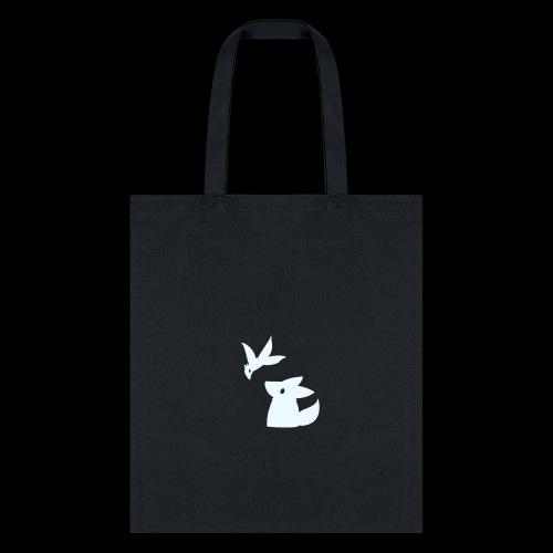 Fluffy hollow logo - Tote Bag