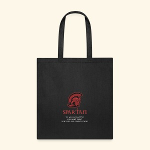 American Spartan Apparel - Fight to the death - Tote Bag