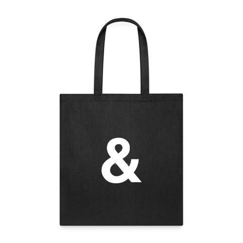 Ampersand funny tshirt - Tote Bag