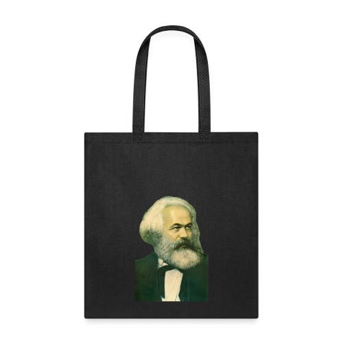 Karl Marx Portrait - Tote Bag