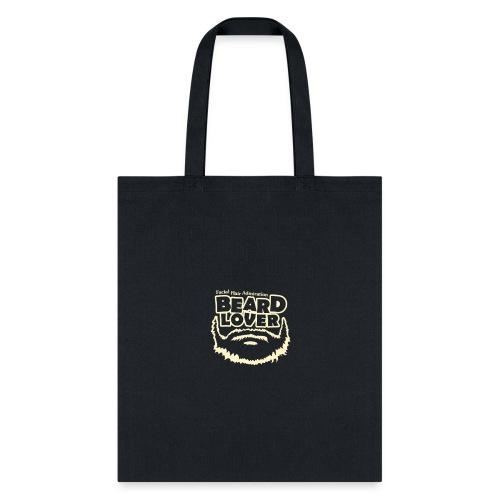 Beard Lover funny tshirt - Tote Bag