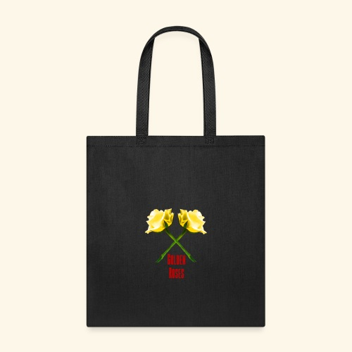 Golden Roses Logo Collection - Tote Bag