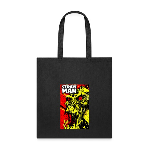 Strawman Silent Scream! - Tote Bag
