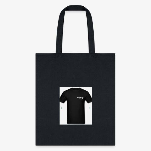 illcity skyline tee - Tote Bag