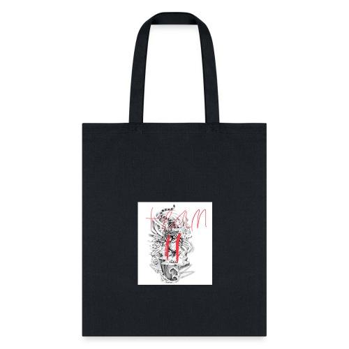Team11 tiger - Tote Bag