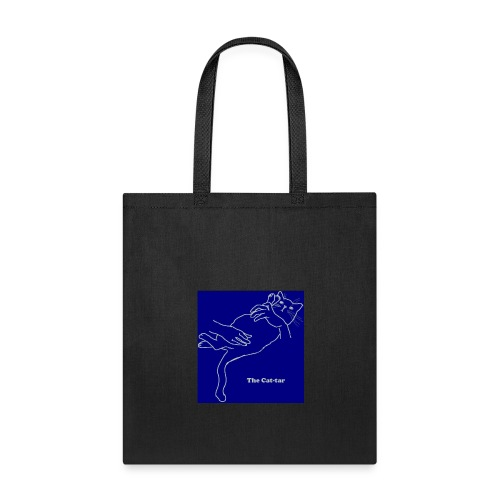 Cat tar - Tote Bag