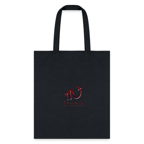 Scorpio - Tote Bag