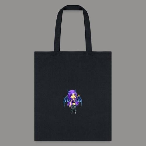 Darklight wink woman sorts tee - Tote Bag