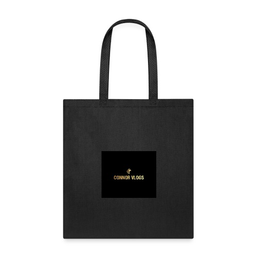 Connor Vlogs Logo - Tote Bag