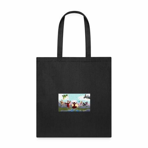 Jali and The Crew - Tote Bag