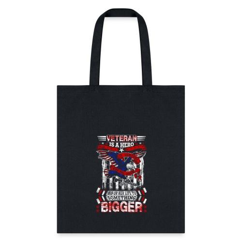 Veteran - Tote Bag