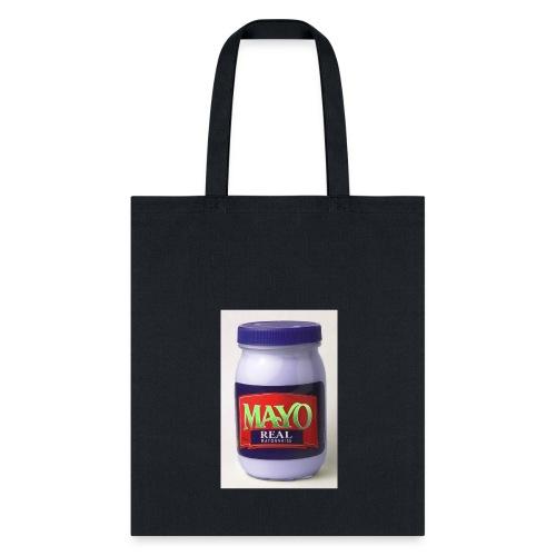 Official Blue Mayonnaise Merch Logo - Tote Bag