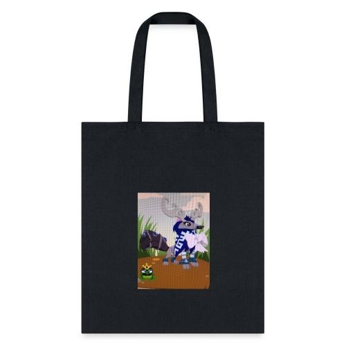 Cute Furry Mag Designs - Tote Bag