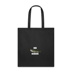 bass pb rodbenders - Tote Bag