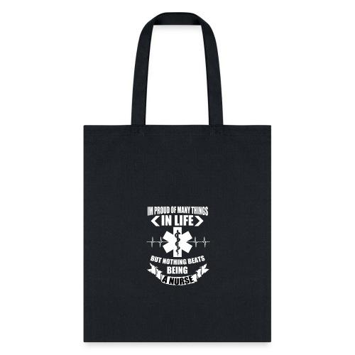 A NURSE T Shirt - Tote Bag