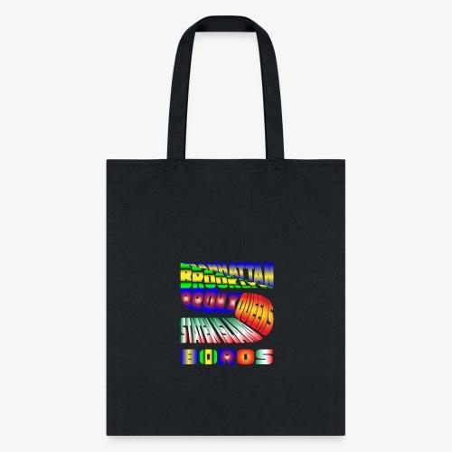 colors - Tote Bag