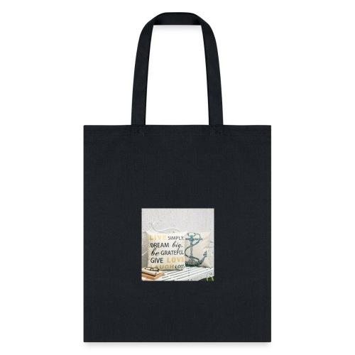 live laugh and love bag - Tote Bag