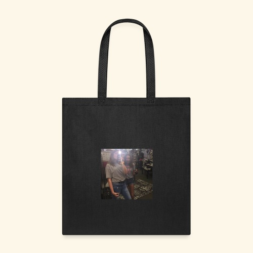 Maleena and Josie - Tote Bag