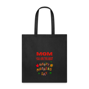 happy mother's day best gift - Tote Bag