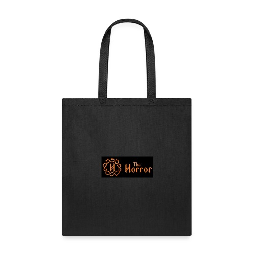 Horror pentagon logo - Tote Bag