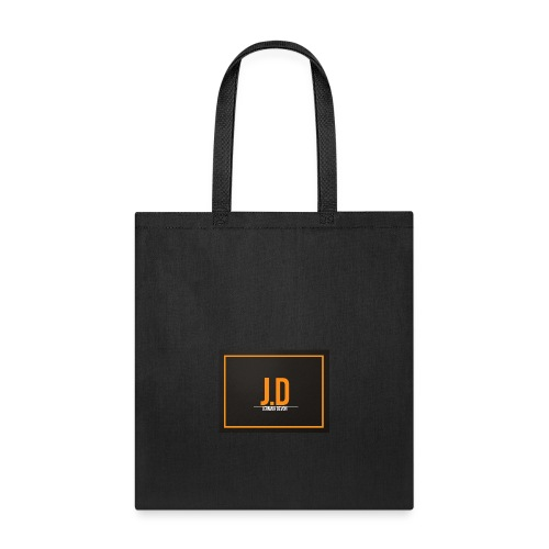 JD Logo Main Line - Tote Bag