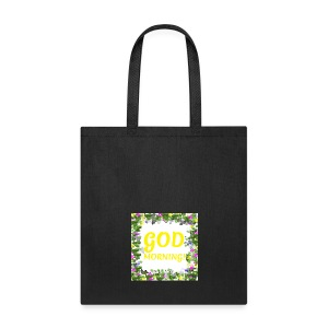 MORNING BLESSINGS - Tote Bag