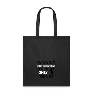 cricket wining tee - Tote Bag