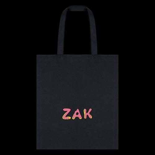 zak donut - Tote Bag