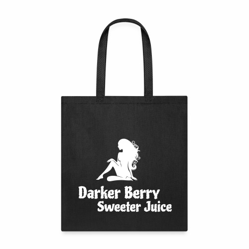Darker Berry Sexy V - Tote Bag
