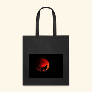 full moon Wolf Mug - Tote Bag
