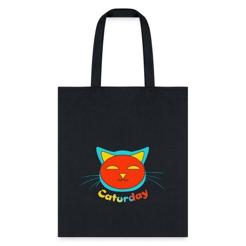 Caturday Design - Tote Bag