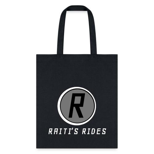 Raiti's Rides - Tote Bag