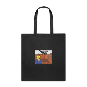 Donalds Wall - Tote Bag