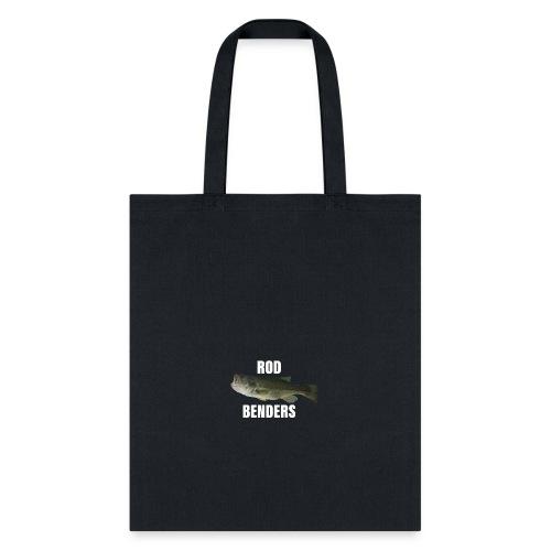 bass pb rodbenders - Tote Bag