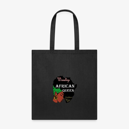 GN African Queen Hair R Gold - Tote Bag