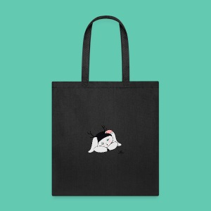 Sleepy Jackalope Annette - Tote Bag