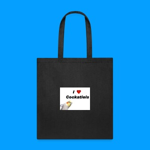 Cockatiels - Tote Bag