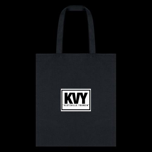 Klotzville Youngin Box Logo - Tote Bag
