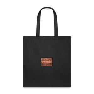 Midwest Monsters Wood Logo - Tote Bag