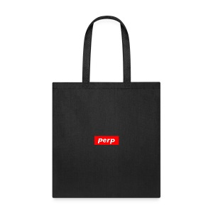 PerpProductionsLogo - Tote Bag
