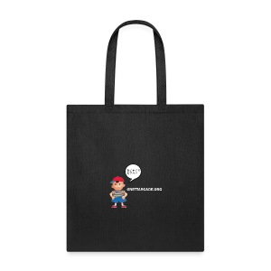 Fuzzy Pickles! - Tote Bag