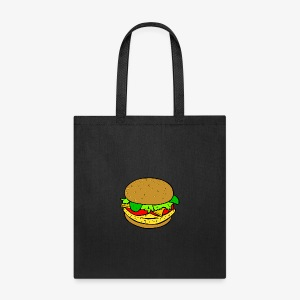 Comic Burger - Tote Bag