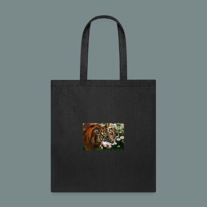 Tiger flo - Tote Bag