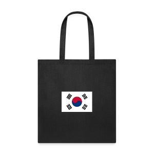 Flag of South Korea - Tote Bag