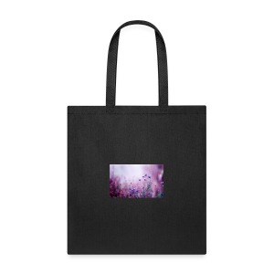 Life's field of flowers - Tote Bag