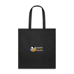 00044_Logo_horizontal_for_dark_backgrounds_-1- - Tote Bag