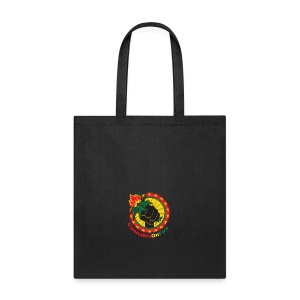 Cannabis On Fire 420 Power - Tote Bag